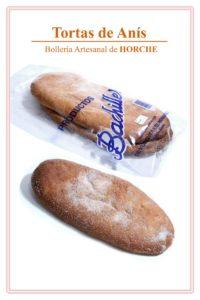 Torta de anis bolleria bachiller horche guadalajara